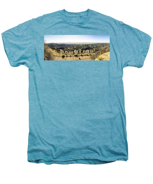 Hollywood Men's Premium T-Shirt by Michael Weber