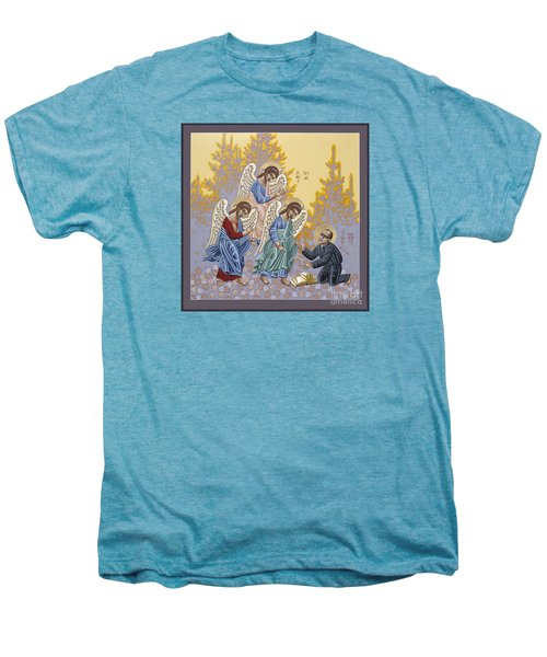Holy Theologian Bernard Lonergan 122 Men's Premium T-Shirt