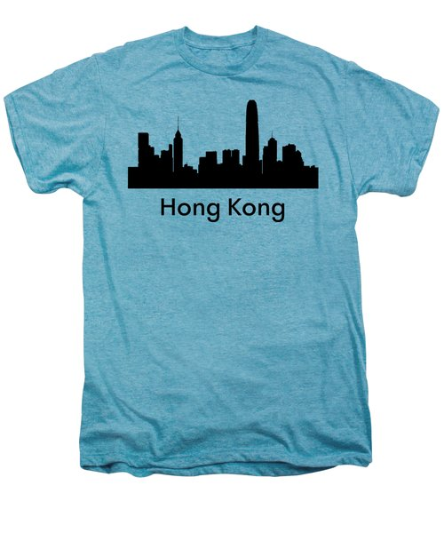 Hong Kong Men's Premium T-Shirt