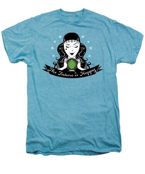 Hoppy Fortune Teller Men's Premium T-Shirt