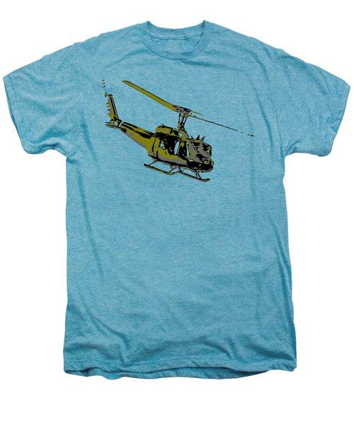Huey Men's Premium T-Shirt by Piotr Dulski