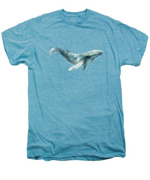 Humpback Whale Men's Premium T-Shirt