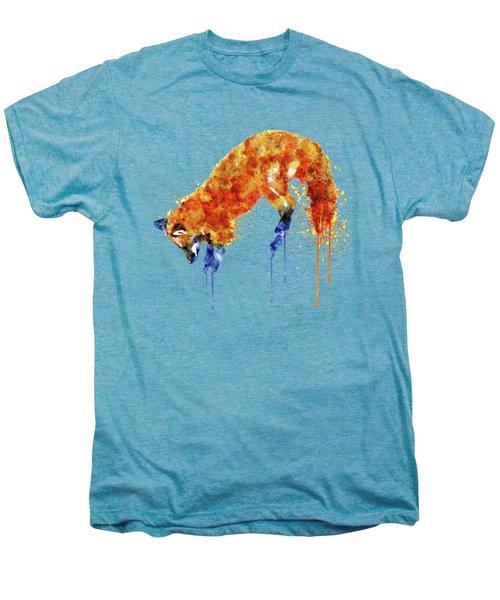 Hunting Fox  Men's Premium T-Shirt