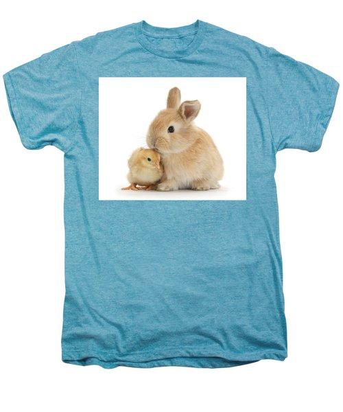 I Love To Kiss The Chicks Men's Premium T-Shirt