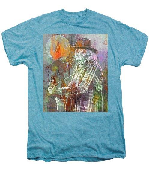 I Wanna Live, I Wanna Give Men's Premium T-Shirt