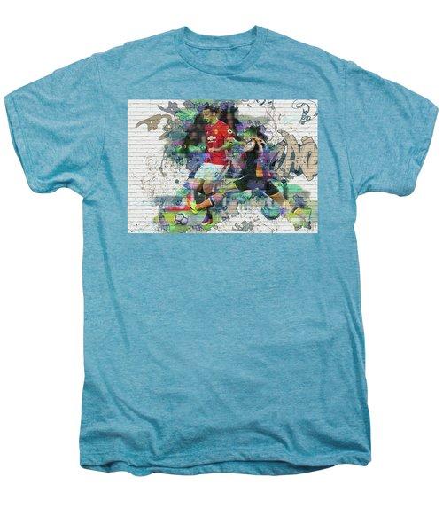 Ibrahimovic Street Art Men's Premium T-Shirt