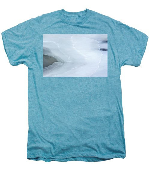 Ice Abstract 3 Men's Premium T-Shirt