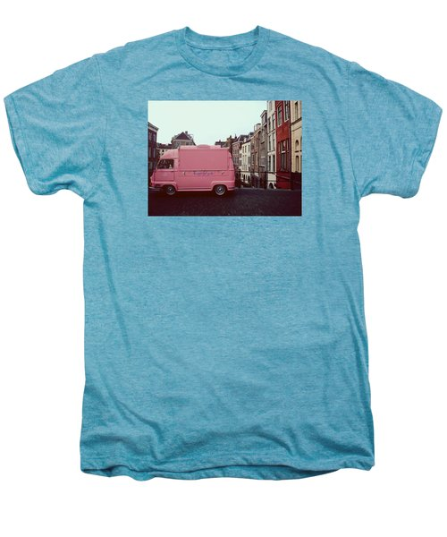 Ice Cream Car Men's Premium T-Shirt
