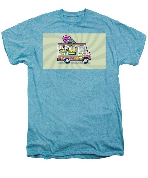 Ice Cream Truck Men's Premium T-Shirt
