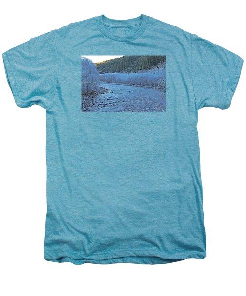 Icy River Men's Premium T-Shirt