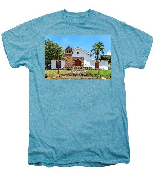 Iglesia De San Antonio Men's Premium T-Shirt