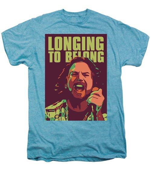 Eddie Vedder Men's Premium T-Shirt