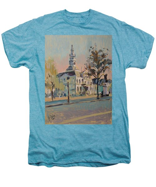Impression Soleil Maastricht Men's Premium T-Shirt by Nop Briex