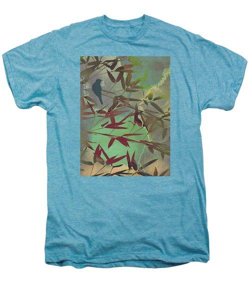 In The Bamboo Forest Men's Premium T-Shirt by AugenWerk Susann Serfezi