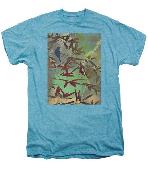 In The Bamboo Forest Men's Premium T-Shirt