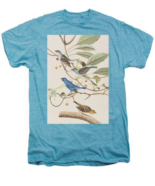 Indigo Bird Men's Premium T-Shirt