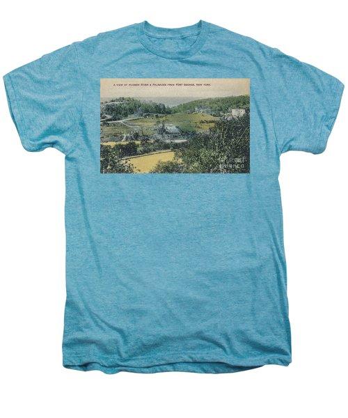 Inwood Postcard Men's Premium T-Shirt by Cole Thompson