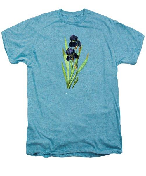 Iris Germanica Men's Premium T-Shirt