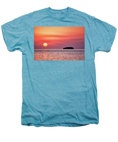 Island Sunset Men's Premium T-Shirt
