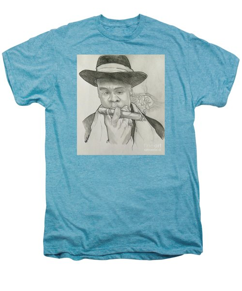 Jay-z Reasonable Doubt 20th Men's Premium T-Shirt by Gregory Taylor