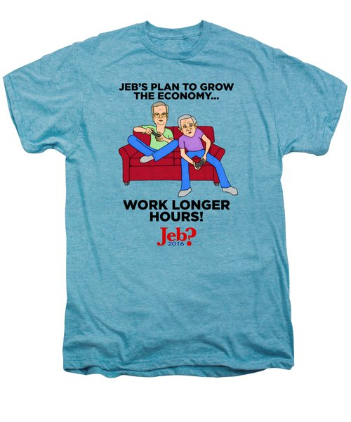 Jebbers Men's Premium T-Shirt by Sean Corcoran