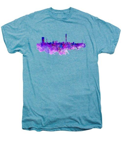 Johannesburg Skyline Men's Premium T-Shirt