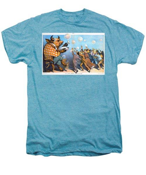 John Pierpont Morgan Men's Premium T-Shirt by Granger