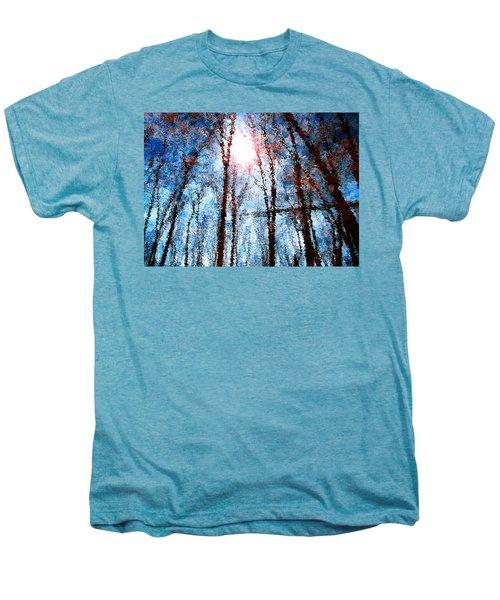 Jumbled Waters Men's Premium T-Shirt