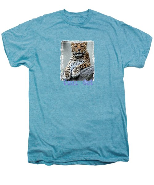 Just Chillin' Men's Premium T-Shirt