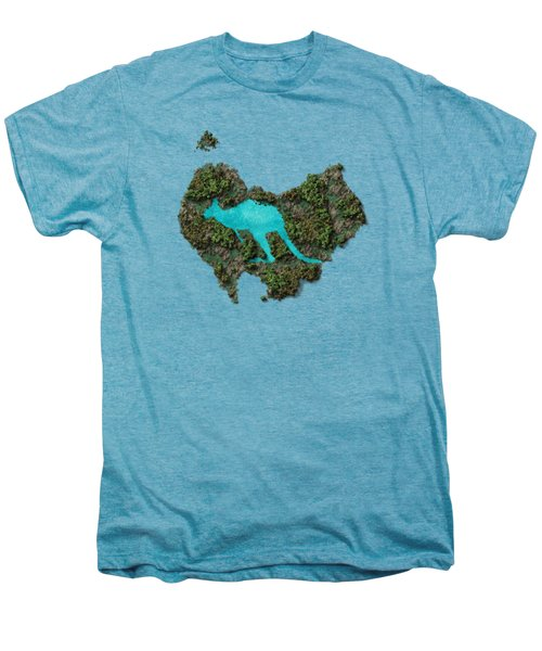 Kangaroo Island. Men's Premium T-Shirt