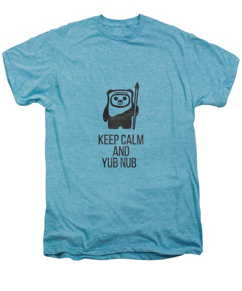 Keep Calm And Yub Nub Men's Premium T-Shirt
