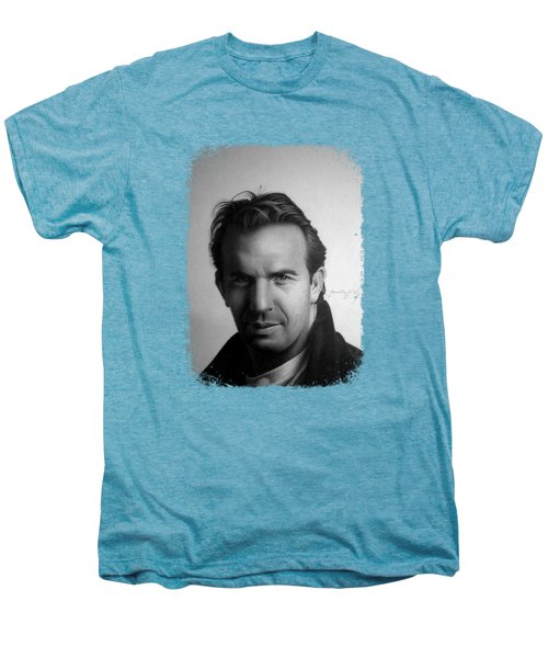 Kevin Costner Men's Premium T-Shirt