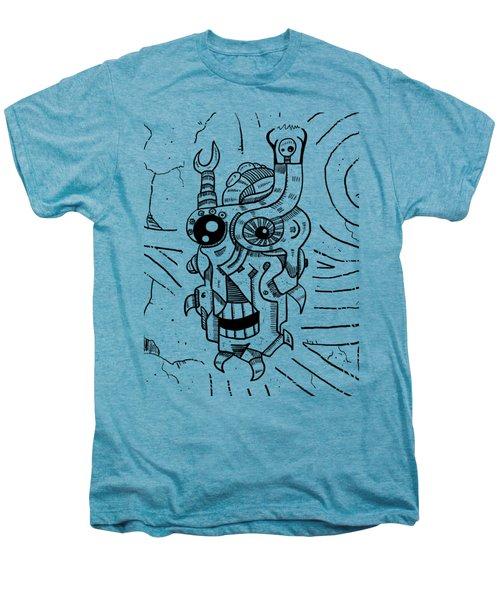 Killer Robot Men's Premium T-Shirt
