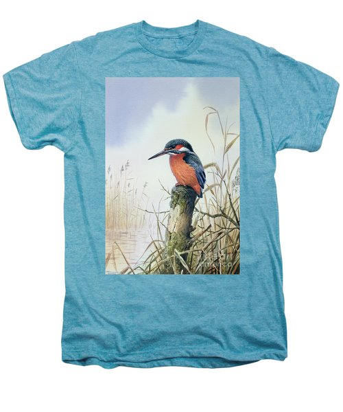 Kingfisher Men's Premium T-Shirt