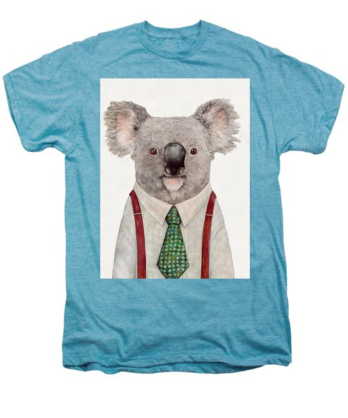 Koala Men's Premium T-Shirt by Animal Crew