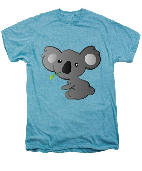 Koala Men's Premium T-Shirt by Hadeel ArT