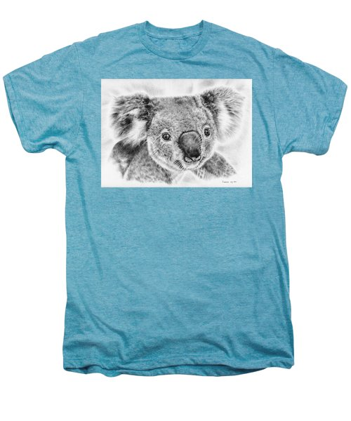 Koala Newport Bridge Gloria Men's Premium T-Shirt by Remrov