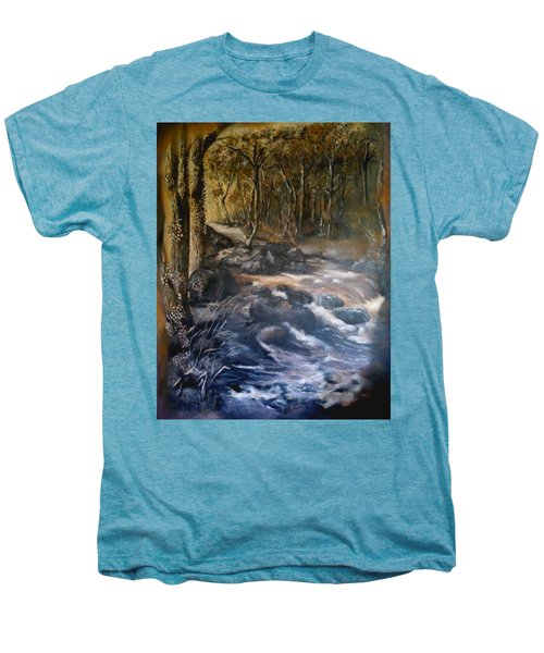 La Rance Men's Premium T-Shirt by Silk Alchemy