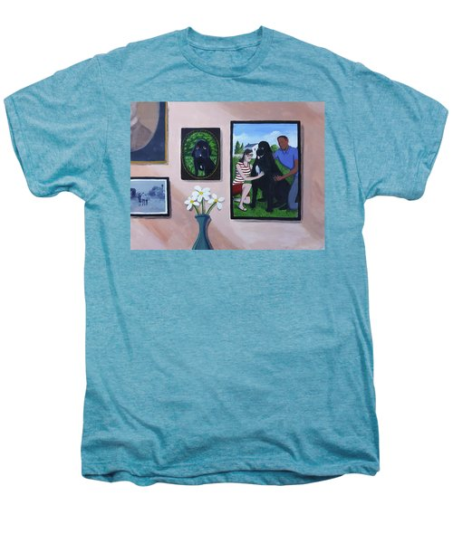 Lady's Family Gallery Men's Premium T-Shirt