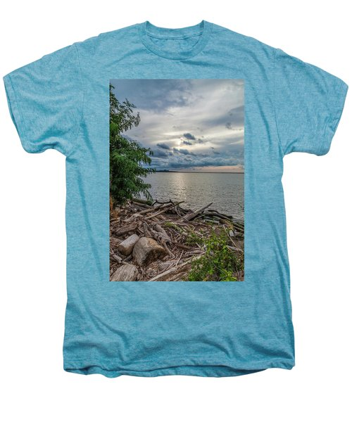 Lake Erie Serenade Men's Premium T-Shirt