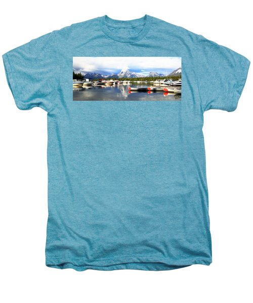 Lake Jackson Men's Premium T-Shirt