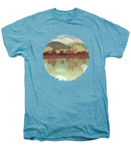 Lake Side Men's Premium T-Shirt by Spacefrog Designs