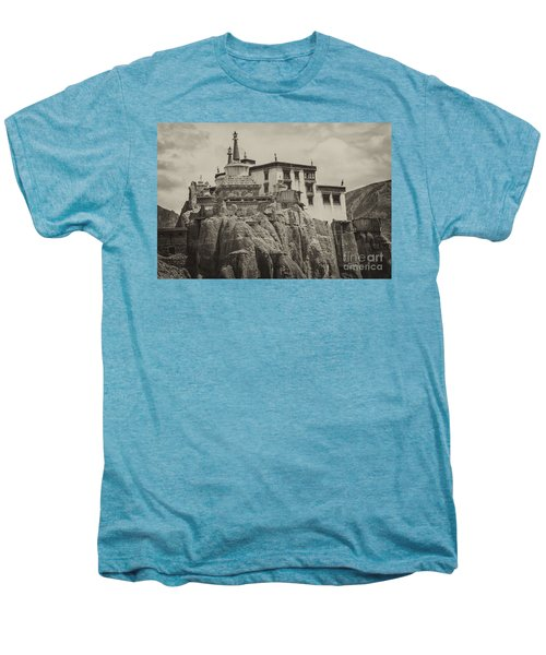 Lamayuru Monastery Men's Premium T-Shirt