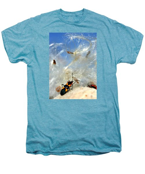 Large Milkweed Bug Men's Premium T-Shirt
