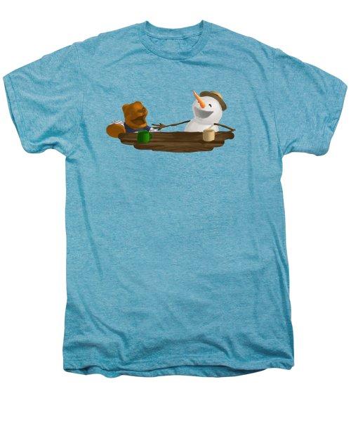 Laughter Men's Premium T-Shirt