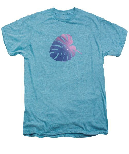 Leaf Abstract 1 Men's Premium T-Shirt