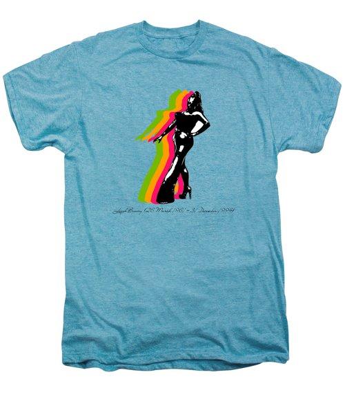 Leigh Bowery 5 Men's Premium T-Shirt by Mark Ashkenazi