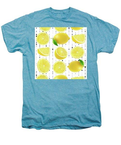 Lemon  Men's Premium T-Shirt by Mark Ashkenazi
