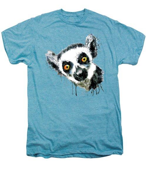 Lemur Head  Men's Premium T-Shirt