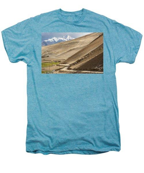 Less Traveled Men's Premium T-Shirt